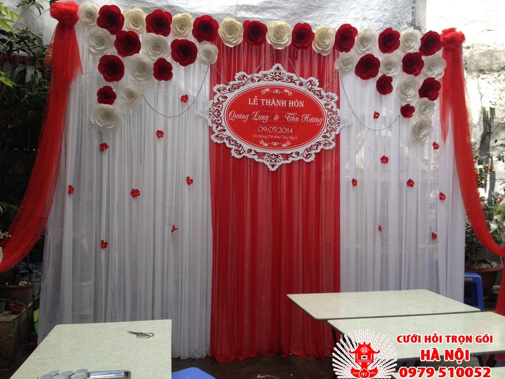 phong lua cuoi, phông lụa cưới, phông lụa đám cưới, phong lua dam cuoi, phông cưới hoa giấy, phong cuoi hoa giay